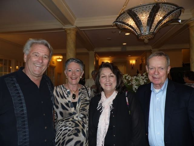 Randy and Brenda Knight, Kathi and Thor Egede-Nissem