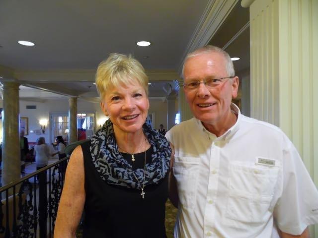 Carol and Bob Weber