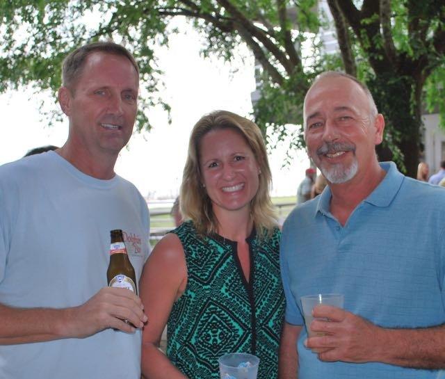 Bruce and Missy Westerman, Kimbo McMinn