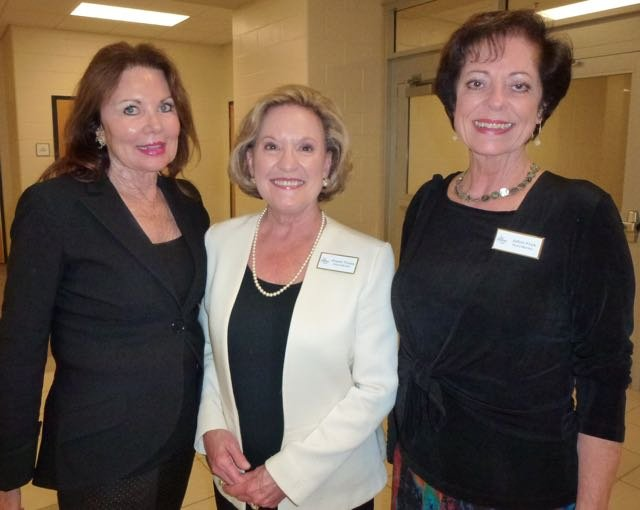 Tally Brillembourg, Sharon Flores, JoAnn Frick