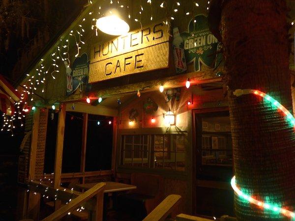 Hunters Cafe