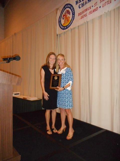 Ambassador of the Year Valerie Barnett Hodnett Cooper.jpg