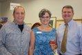 Gene and Susan Walker, Robbie Turner