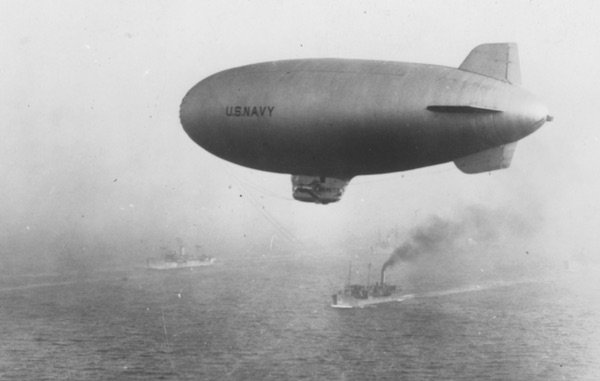 Blimp Convoy Escort