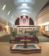 Lobby of the Brunswick Golden Isles Airport 2015