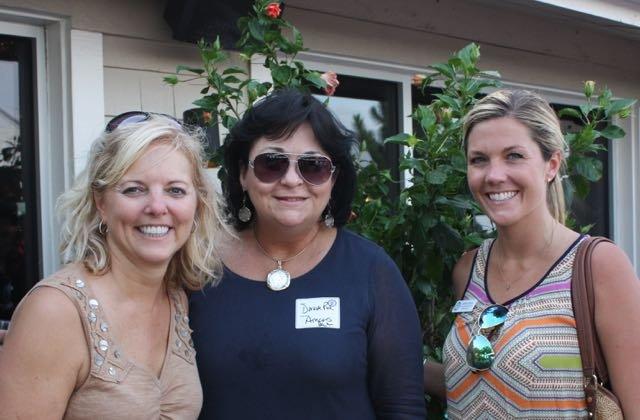 Christy Carter, Donna Gowen Poe, Ashley Stone