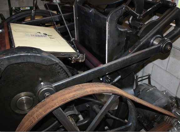 Motorized Press