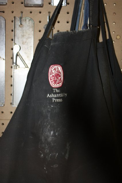 Ashantilly Press apron