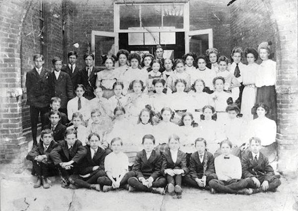 1902-1906 GA Graduates
