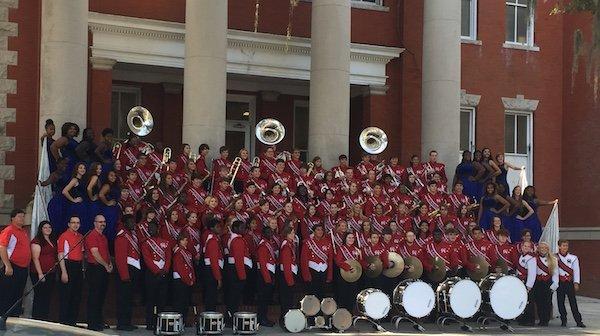 Glynn Academy Marching Band