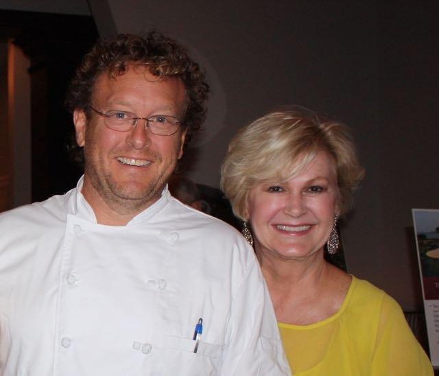 Chef Dave Snyder, Brenda Kilgore