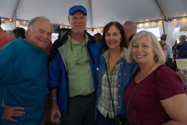 Charles Frizzell, Jeffrey Lybarger, Chaterine Murray, Melissa Jensen