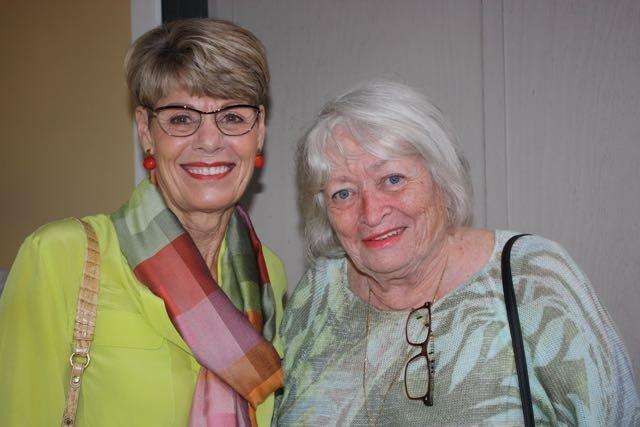 Terri Jaensch, Joan Wilson