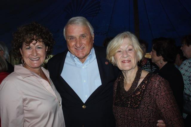 Stella Brown, Don and Libby Hogan