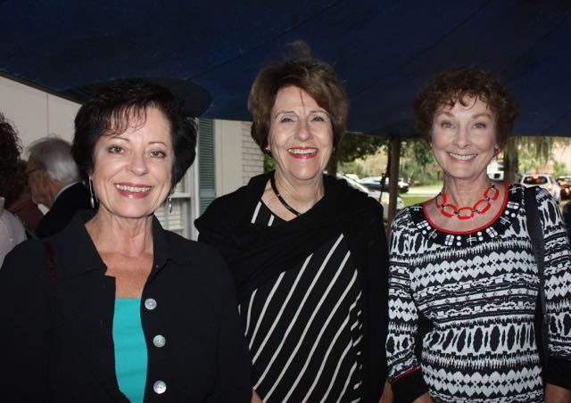 JoAnn Frick, Sue Cansler, Mary Jane Coleman