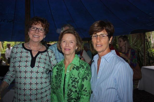 Louise Eaton, Jean McKnight, Linda Wunder