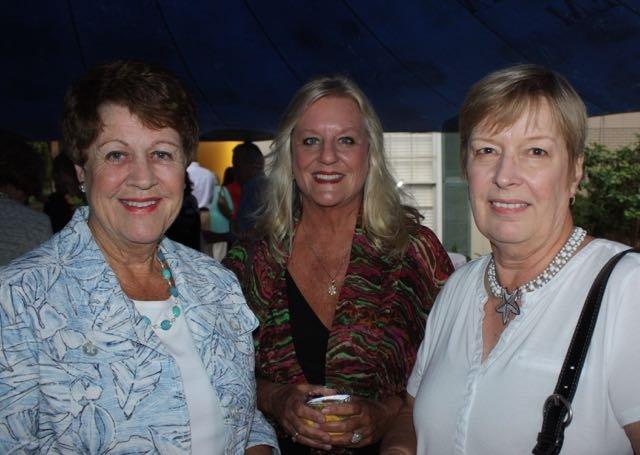 Deanna Kavel, Holly Mobley, Deborah Mantick