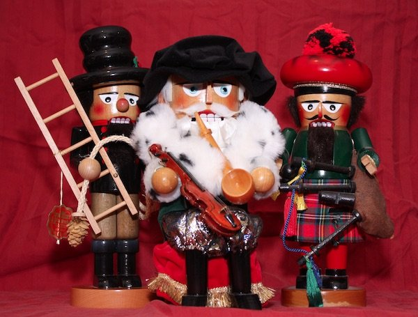 Old King Cole and friends nutcrackers.jpg
