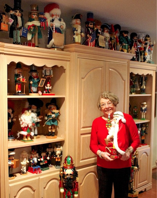 Sandy Storino with Nutcrackers.jpg