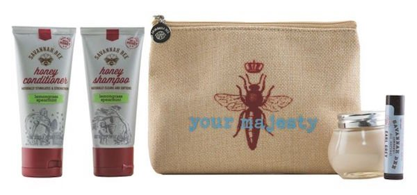 Savannah Bee Travel Size Shampoo And Conditioner