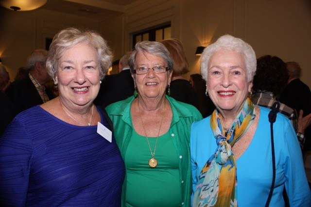 Ellen Fleming, Alison Schueneman, Virginia Snyder