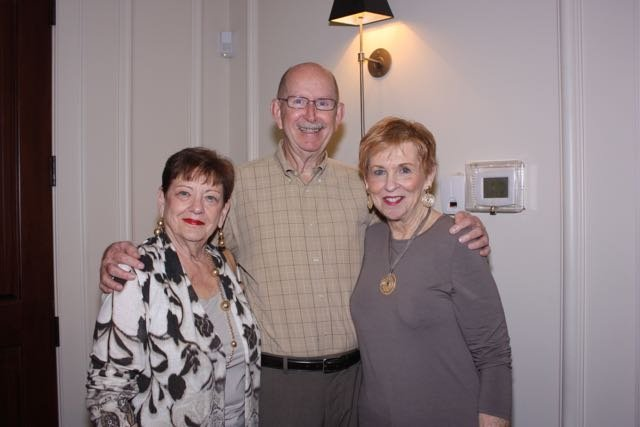 Sonja Svendsen Tiller, Carl Svendsen, Margaret Young