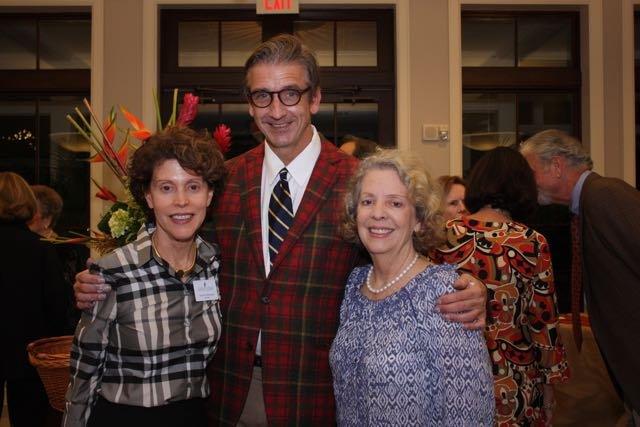 Jeanne Manning, Steve Penley, Leslie Kaufman