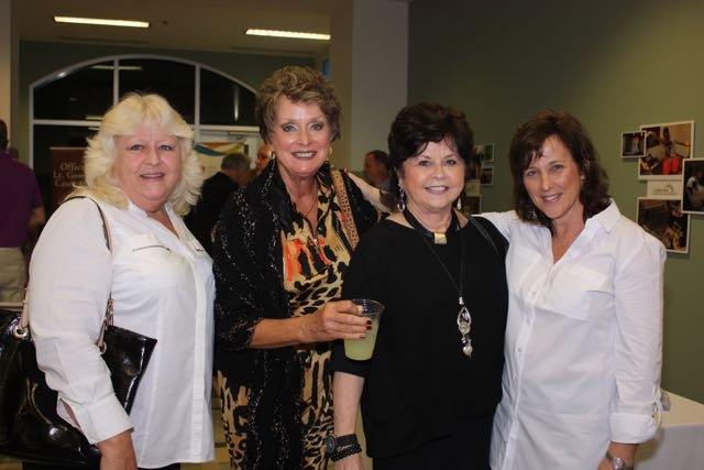 Cindy Futch, Liz DeMato, Gail Butler, Daryl Moore
