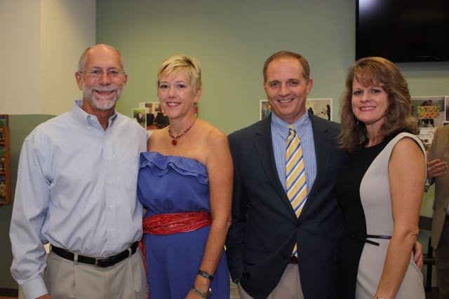 Mike and Kim Malone, Jerry and Missy Mancil