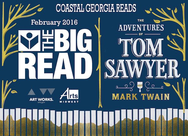 The Big Read 2016 Tom Sawyer