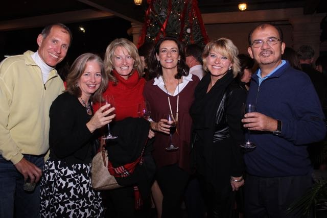 Todd Jones, Cathy Clements, Jeannie Jones, Sharon Toscano, Joanie Nicholas, Nick Toscano