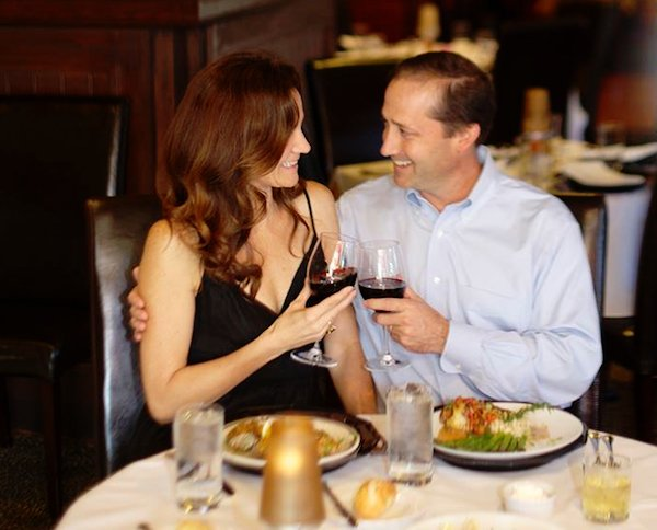 Romantic Dining at Delaney's Bistro