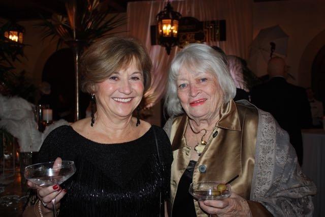 Janet Shirley, Joan Wilson