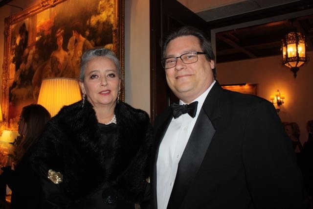 Janita Nelson and Steve Moore