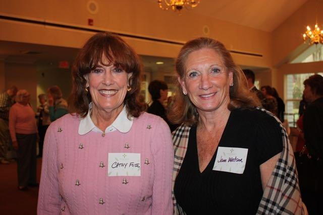 Cathy Foster, Jane Watson