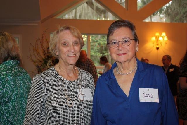 Nancy Zell, Sophia Porson