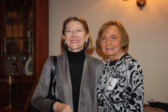 Klara Faulk, Carol Davis