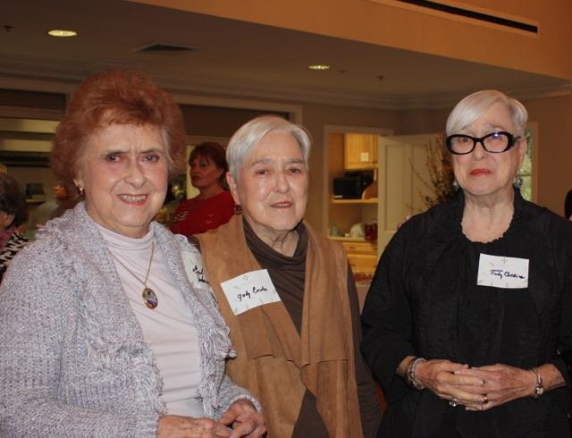Gail Johnson, Jody Custer, Judy Cheshire