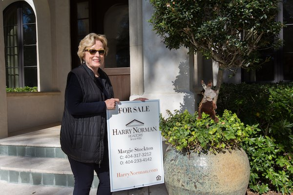 Margie Stockton Harry Norman Realtors