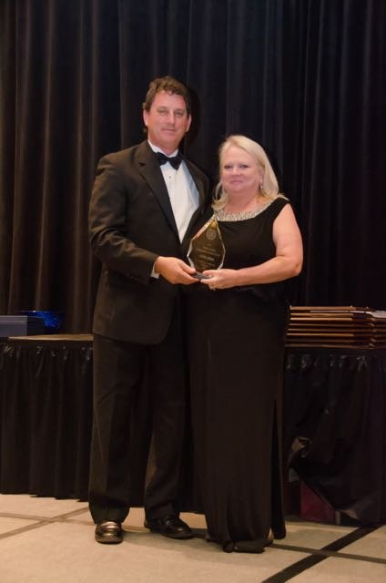 2016 GIAR Dartee Gayner Award Recipient Angie Aimar, MTR Real Estate