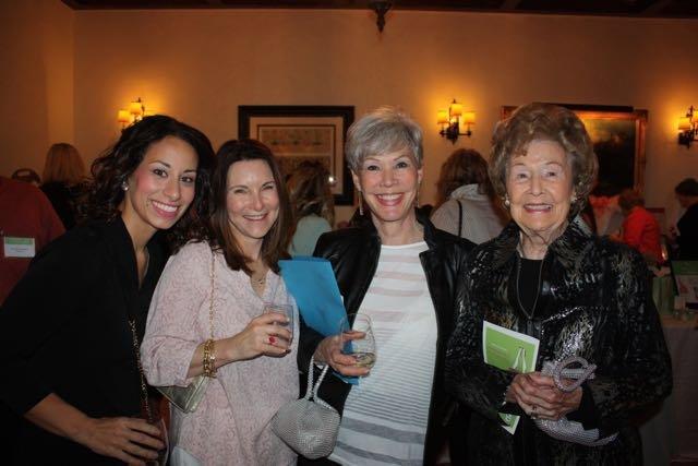 Jules DeJesus Fritz, Lynne Byrd, Gail Scarboro-Hritz, Gloria Livingston