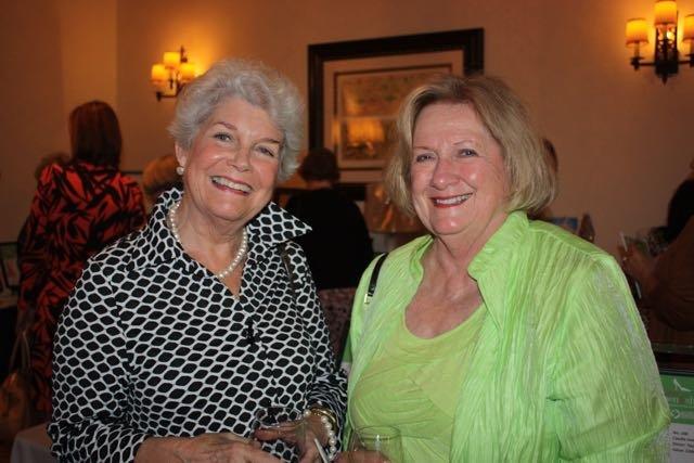 Carol Carlisle, Mary Liz Vause
