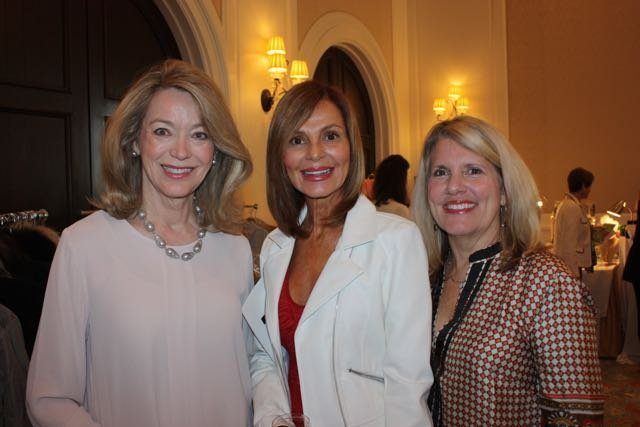 Gail Gunn, Anna Payne Powell, Tina Bryan