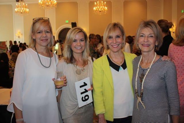 Kathleen Akridge, Debbie Banks, Sunny Walker, Jenny London