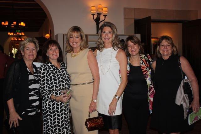 Bonney Shuman, Janet Brown, Robin Love, Anna Deloach, Cindy Hendley, Sherril Sumner