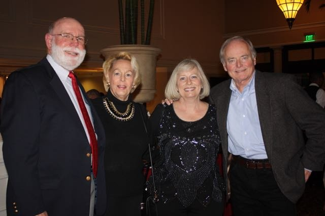 Neal and Marilyn Steiner, Melissa Jensen, Charles Frizzell