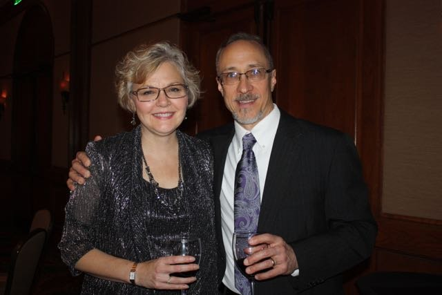 Laura and Steve Kipp