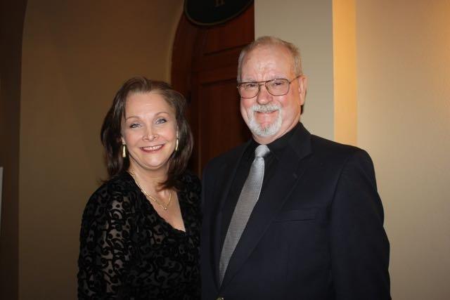 Aline and David Jordan