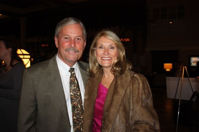 Bill and Tina Kirby