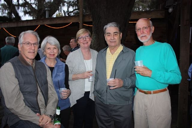 Lance Lipman, Mary Whitty, Gail Cook, David Whitty, George Crain